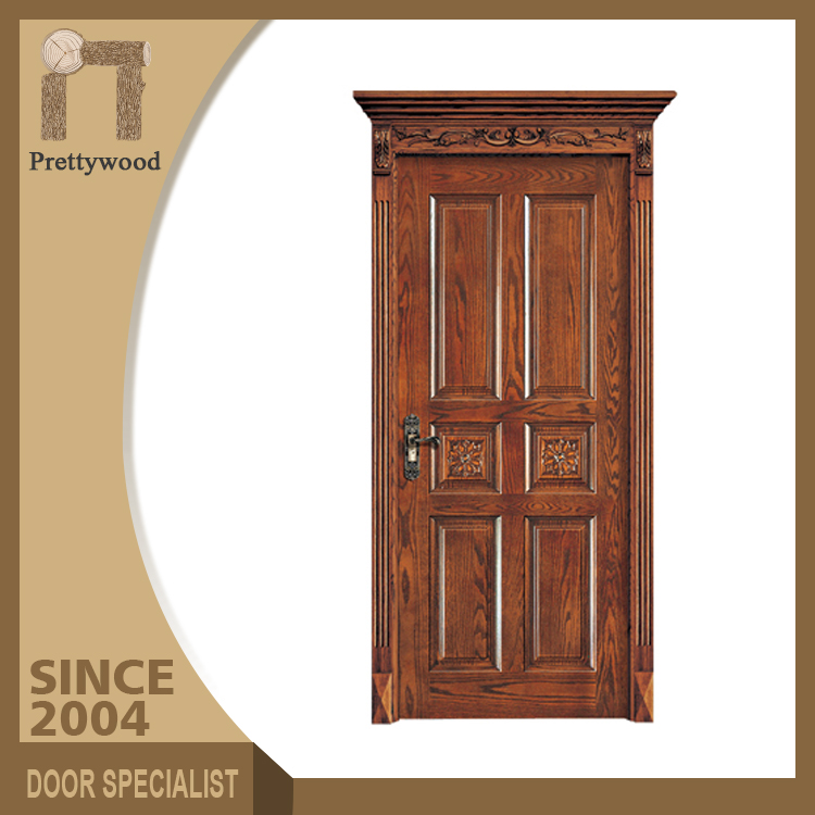 Single Leaf Colors Available Internal Antique Chinese Wooden Door