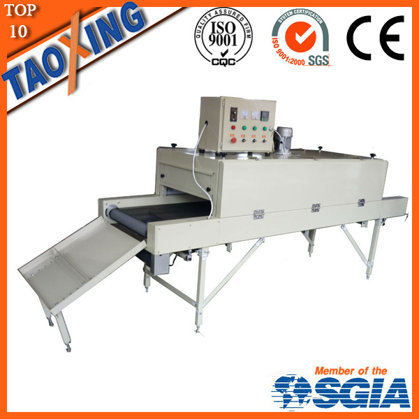 Drying Tunnel Automatic Screen Infrared Conveyor Dryer