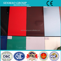 best quality no rubble Aluminum composite panel/ACP sheet for wall cladding