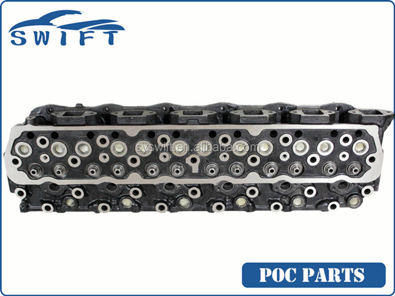 6D16 Cylinder Head For Mitsubishi