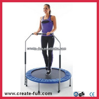 Createfun Aerobic Rebounding Trampoline Bed For Weight Loss
