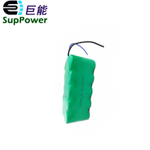 Customized nimh battery pack 7.2v 3000mah ni-mh battery pack nimh battery