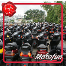 used scooter export from Taiwan on sale 50/100/125cc