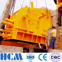 Factory direct selling gravel crushing plant machine
