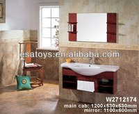 2014 new free standing bathroom vanity cabinet with mirror (w2712174)