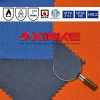 rich colour aramid inherent Flame retardant fabric for welder