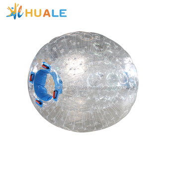 Transparent zorb ball inflatable outdoor sport game inflatable ball inflatable zorb ball