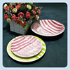 Alibaba Stock Price Ceramic/Hand Painted Germany Fine Porcelain Dinnerware Set
