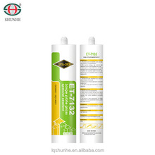 acetic transparent structure silicone sealant