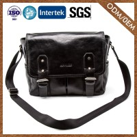 Experienced Factory New Product Waterproof Man Bag Exceptional Quality Tablet Messenger Bag For Men