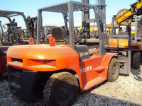 Chinese used forklift HELI 10 TON for sale