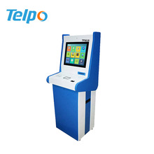 Manufacturer Costomized Fast Food Ordering Self Service Payment Wifi Kiosk Machine