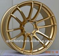 6x139.7 car alloy wheel rim for sale 6 hole 20 inch SUV 4x4 for Prado
