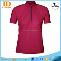 wholesale women polo t-shirt , 100 polyester t shirt for sale