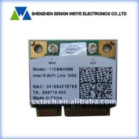 Intel wifi link 1000 model:112BGHMW network card for laptop