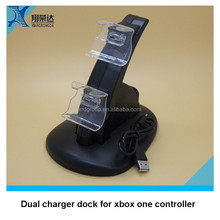 GAME DEVICE POWER TWIN CHARGE DOCK FOR XBOX ONE CONTROLLERS