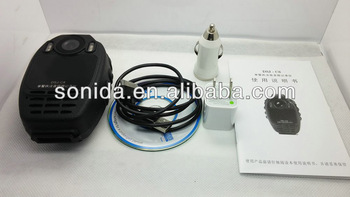 hidden police camera Factory Manufacturer supply IP67 Dustproof &Waterproof Police camera DSJ-C8