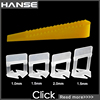 HS-1 plastic tile wedge spacers