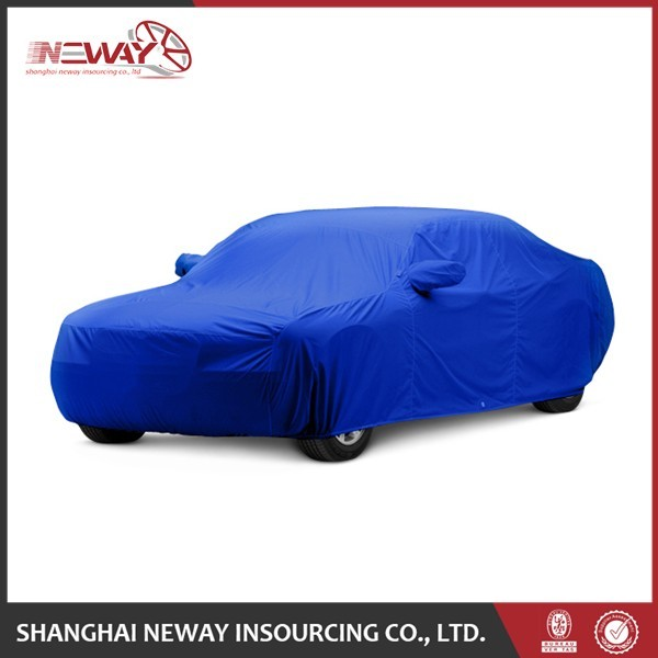 good quality army sewing car cover