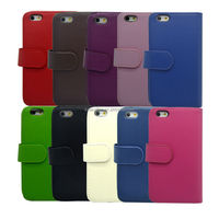 NEW PRODUCT MULTIFUNCTION WALLET LEATHER CASE FOR IPHONE 6, CELL PHONE CASE FOR iPhone 6