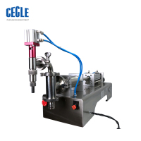 CE approved piston filling machine for shampoo with great price