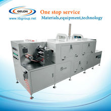 Li-ion battery production equipment for electrode preparation