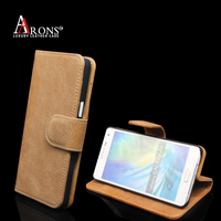 Premium wallet leather phone case for samsung galaxy a5 case