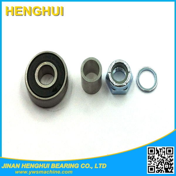 8mm Spacer 8mm Axle Nut 8mm Washer Skateboard Skating