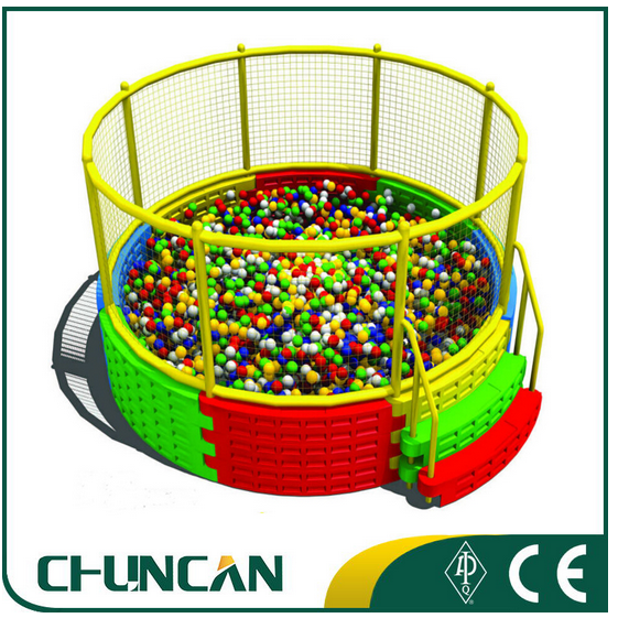 SS03 Children outdoor toy colorful plastic ball pool for ocean ball