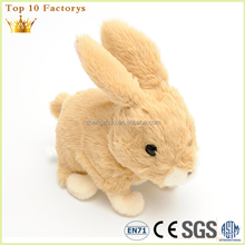 Rabbit animals toys baby electric game children electronics for kids