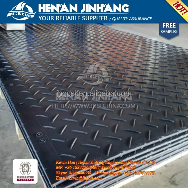 Very low price the most satisfying plastic road mats