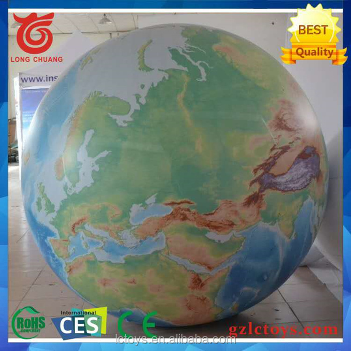 giant balloon inflatable planet for display Earth, Sun, Saturn/giant inflatable planet balloon/solar system nine planets