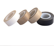 High pressure heat insulation brown ptfe tape <strong>adhesive</strong>