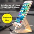 Aluminium Alloy Desktop Stand For Mobile Phone and Tablet PC