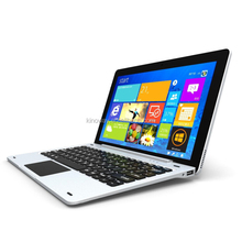 11.6 inch dual os win10 android intel Z8300 quad core laptop tablet pc
