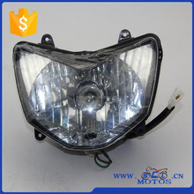 SCL-2012100150 Powerful Long Use AKT AK125 Motorcycle Bike Headlamp
