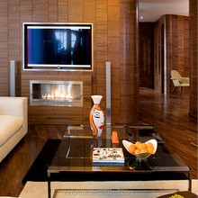 indoor fire place ethanol , fireplace bioethanol insert