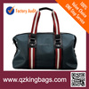 Wholesale direct from China mens leather travel bag