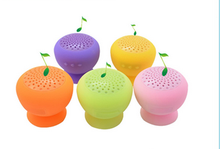 ce fc rohs portable waterproof speaker 10w wall bracket vibration smallest mini mushroom Bluetooth speaker