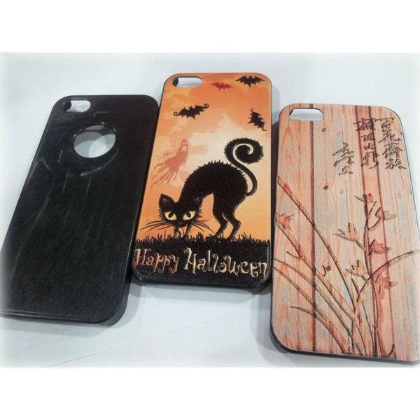Nito hot sale Halloween phone plastic cover for iphone 5 case