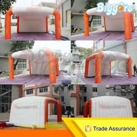 Outdoor Commercial Inflatable Gazebo Garden Tent