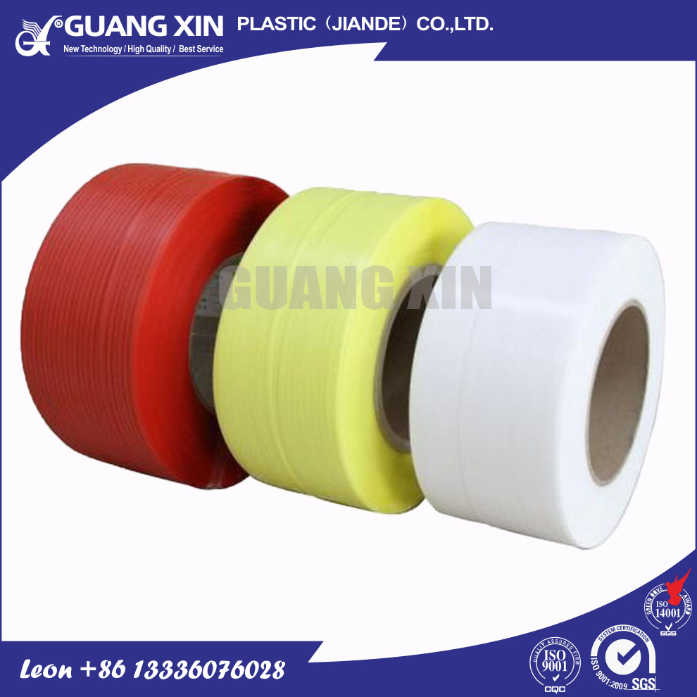 Finest quality raw materials plastic packing strap
