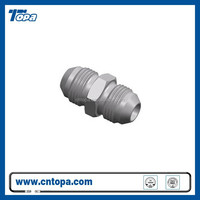 1K jis Adapter metric male 60 degree cone Straight fitting / adapter