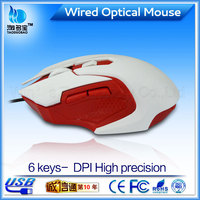 6d gamer high quality wireless siberian mouse computer mouse model