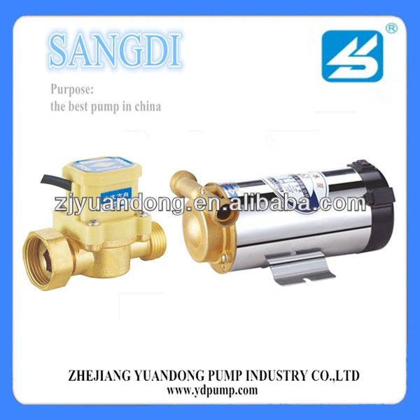 automatic booster pump for old and hot water EV15ZRS-stainless steel water pump