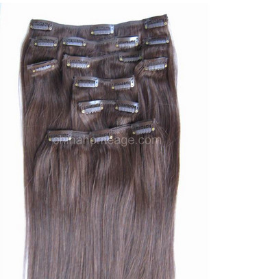 homeage alibaba website accept grade 5a stronger clip in human hair extensions