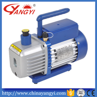 Air compressor Two stage Rotary vane refrigeration vacuum pump oil pump 12 CFM 1HP VP2120 with competitive price