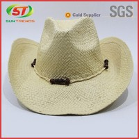 Natural Straw Hat Cartoon Print Fashion Panama Sun Hat Paper Straw Cap Summer Hats