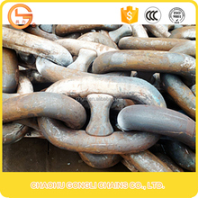 Used Anchor Chain Factory Stud Link Ship Anchor Chain for sale