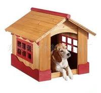 OEM craft wooden dog house